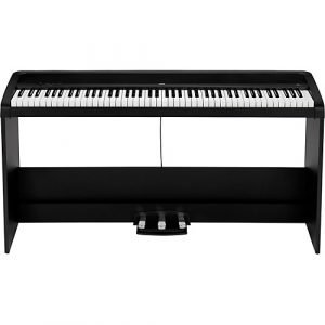 Korg B2SP 88-Key Digital Piano with Stand Black