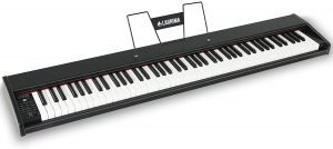 LAGRIMA LAG-620 Full Size Weighted Key Portable Digital Piano